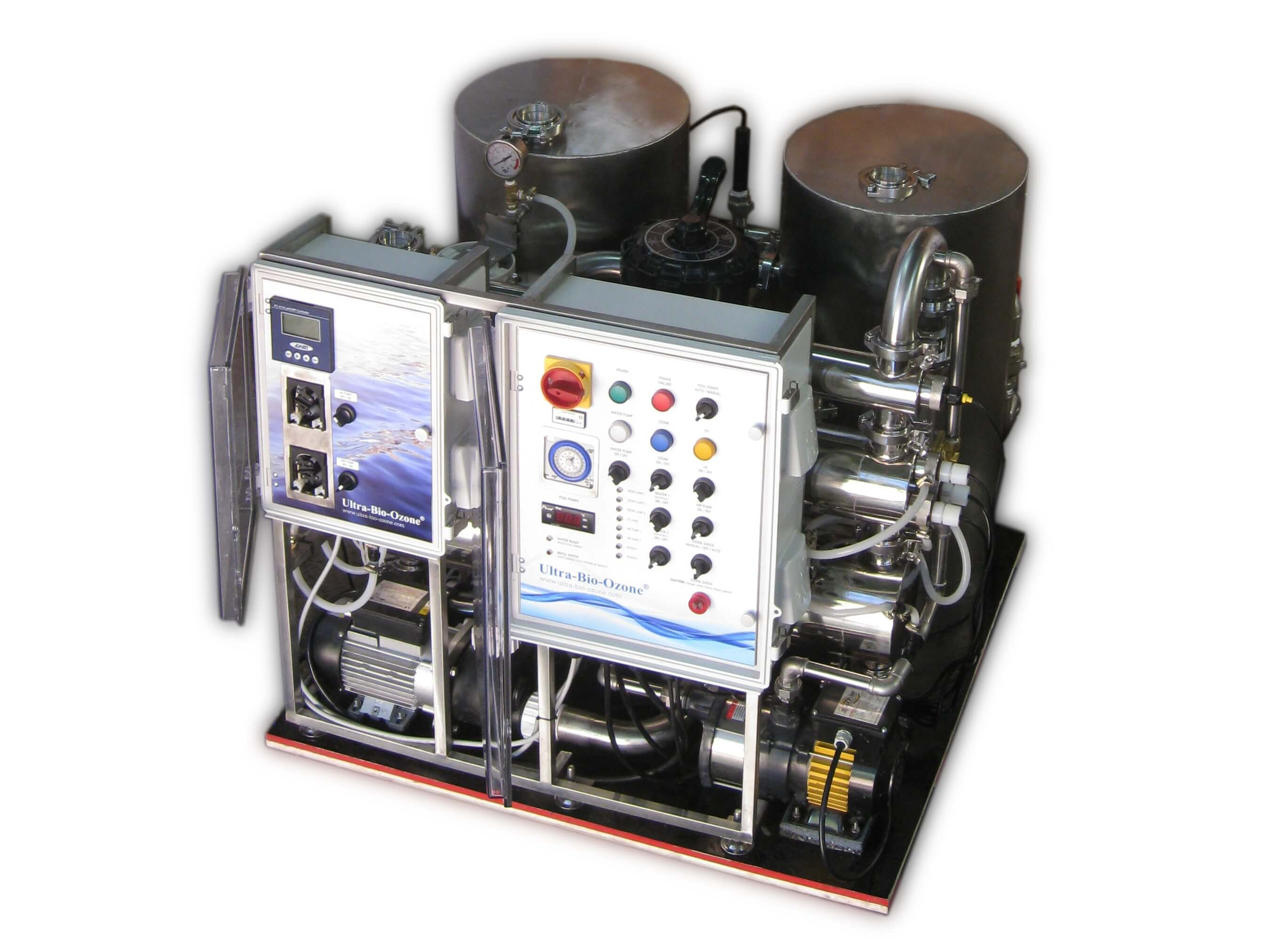 issues of water treatment