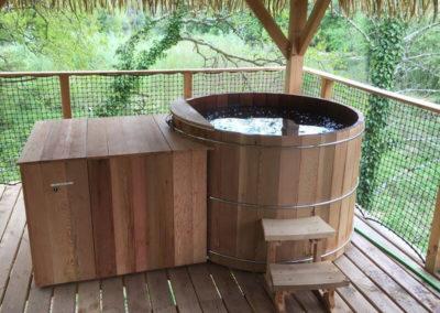 installation bain nordique storvatt, installation bain nordique, installation spa