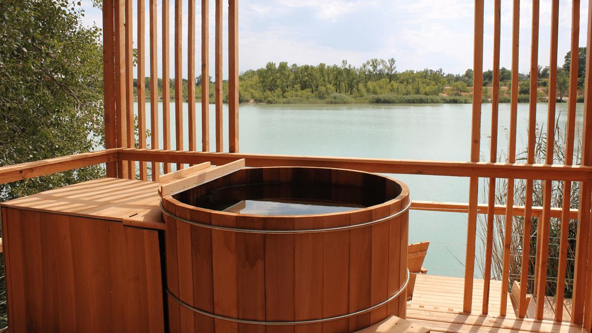 Hot tub model