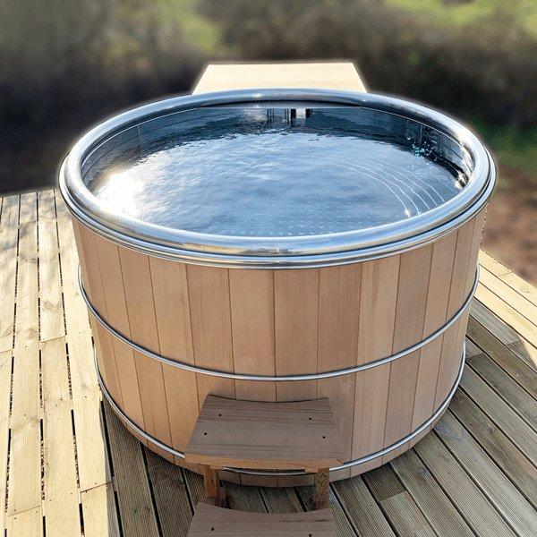 Hot tub Inox
